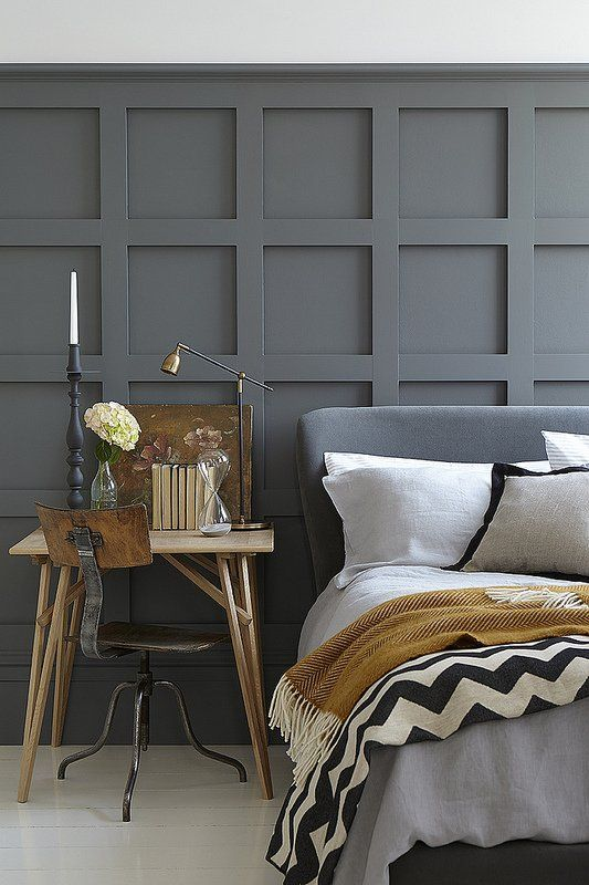 Textured Neutral Bedroom