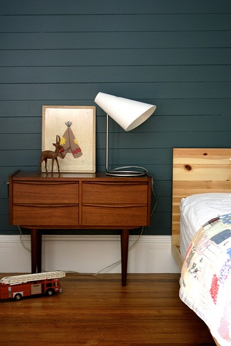 Painted Wood Panels 9 Ways To Dress Up Your Walls