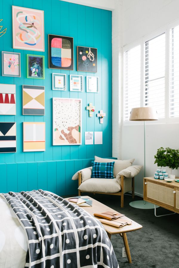 50 Shades Of Blue Homedesignboard
