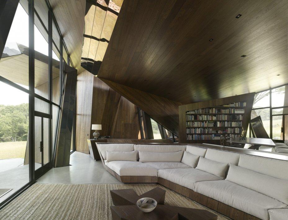 Daniel Libeskind Living Room