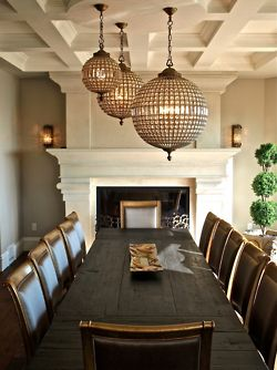 6 Fantastic Light Fixture Inspirations