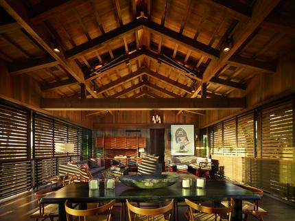 Hawaii Residence Dining Room