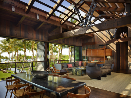 Hawaii Residence By Olson Kundig Architects Homedesignboard