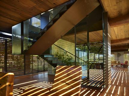 Hawaii Residence Stair