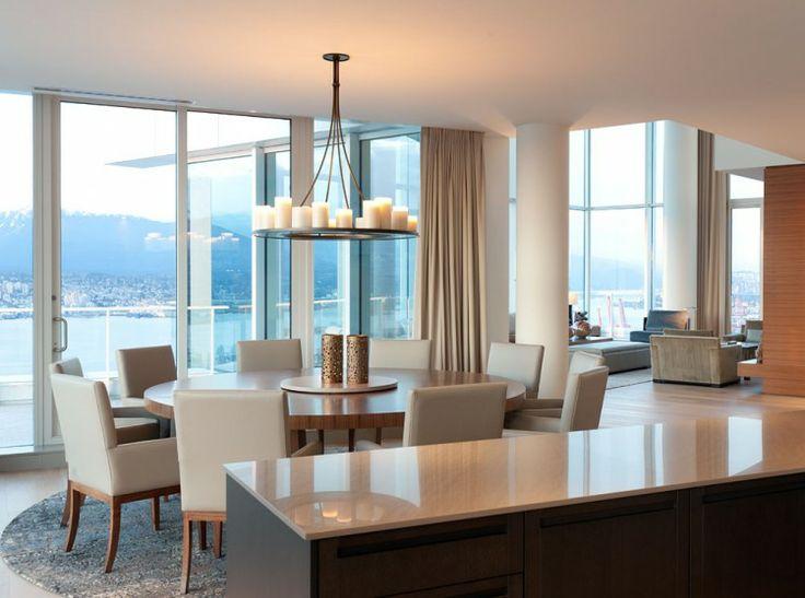 Modern Penthouse by Robert Bailey
