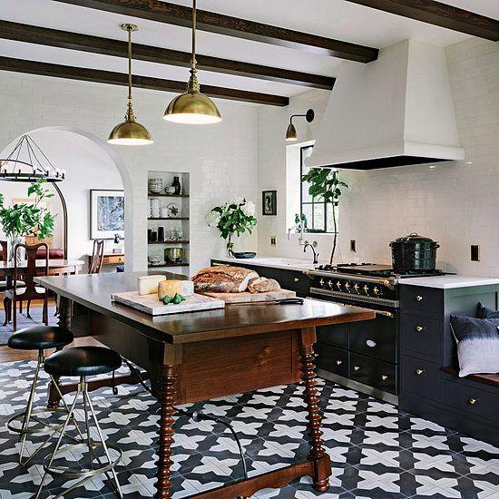 Modern Mediterranean Kitchen Inspiration