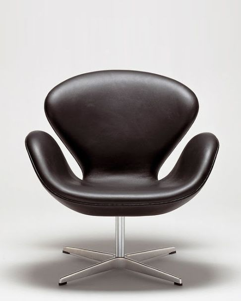Swan Chair by Arne Jacobsen