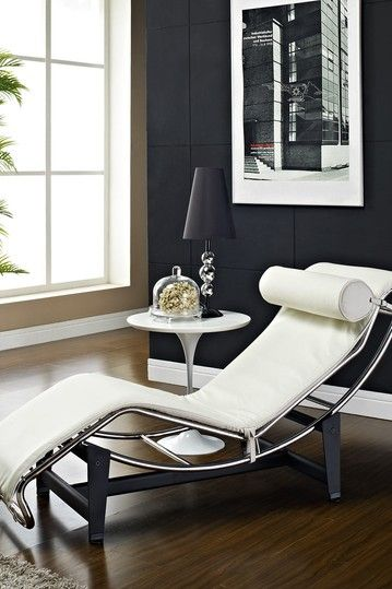 le corbusier chaise longue homedesignboard. Black Bedroom Furniture Sets. Home Design Ideas
