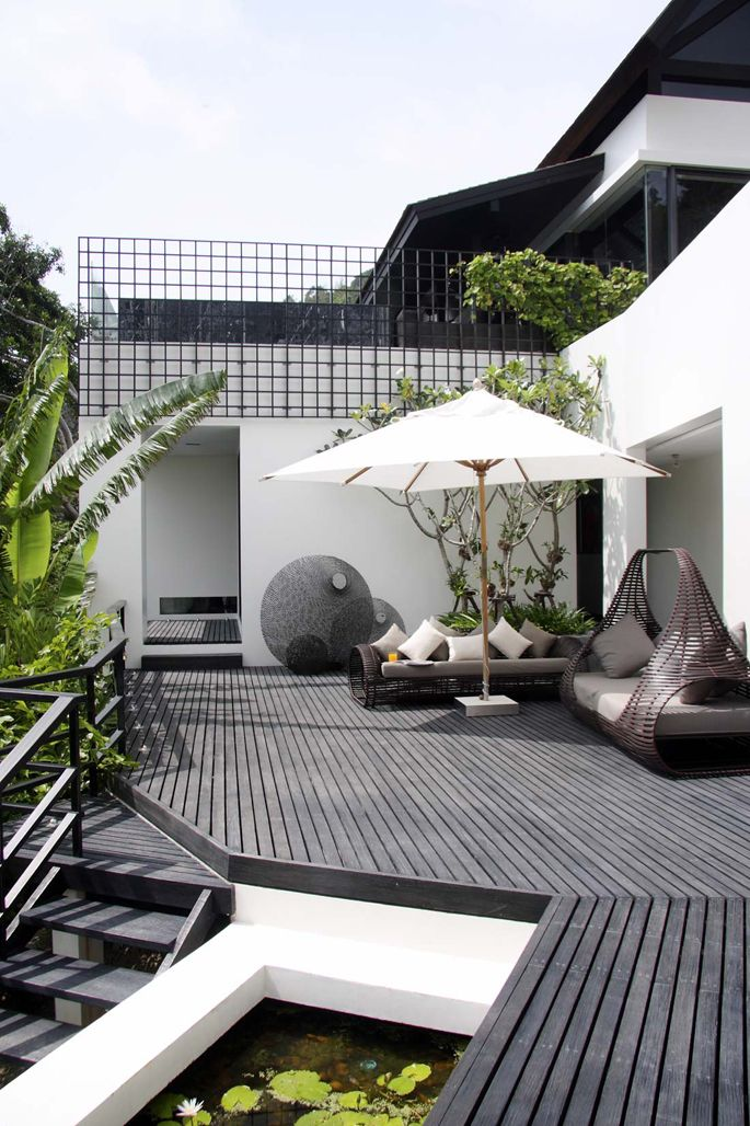 Building a deck 3 things you should know homedesignboard - Decke modern ...