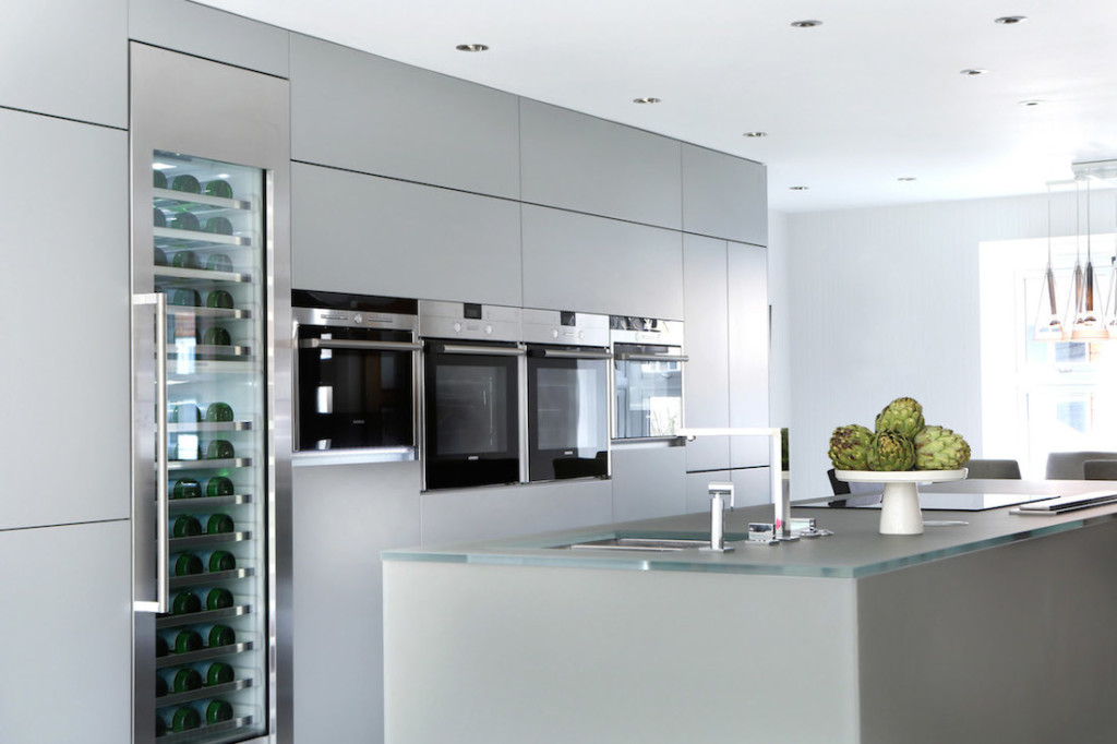 Contemporary Kitchen Redesign