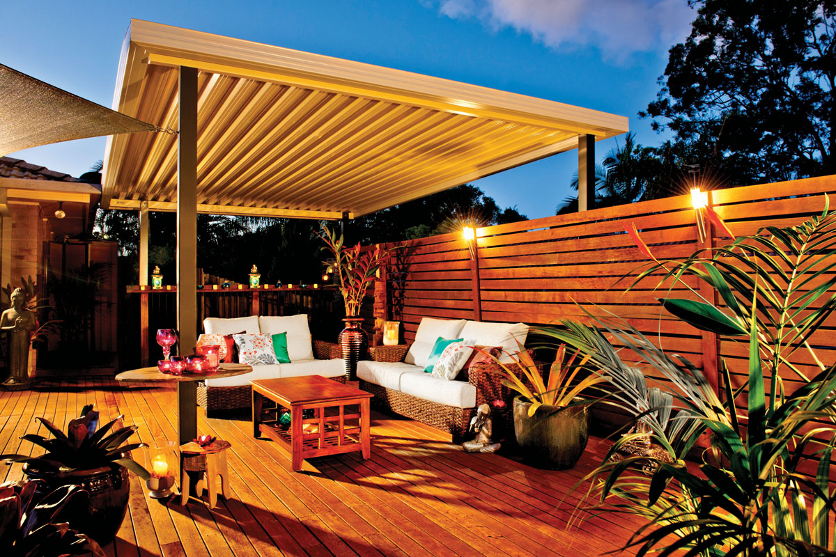 Brisbane Patio Design